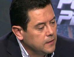 """Tomás Roncero: """"Tuve la posibilidad de ir a 'Tiki-taka' pero 'Punto pelota' es mi familia, mi casa"""""""