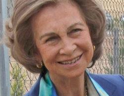 La Reina Sofía se declara seguidora de 'Entre todos' y de Toñi Moreno