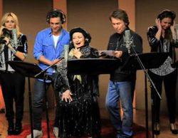 Montserrat Caballé, Niña Pastori, Marta Sánchez, David Bustamante y Raphael ponen su voz al anuncio del sorteo de Navidad
