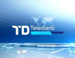 Los 'Telediarios' mantienen su liderazgo informativo en octubre