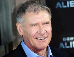 Harrison Ford, estrella invitada este jueves en 'El hormiguero'