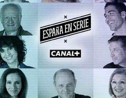 Canal+ abre esta noche con 'España en serie' el debate sobre la influencia de la ficción en la evolución de la sociedad y viceversa