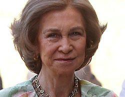 La Reina Sofía reconoce ser seguidora de la serie 'Isabel'