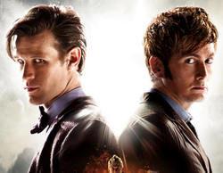 El episodio especial por el 50 aniversario de 'Doctor Who' se emitirá el próximo 23 de noviembre