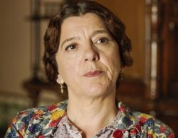 """Mari Carmen Sánchez: """"Este año han venido los Reyes Magos antes de tiempo porque Puente Viejo es otro regalo"""""""