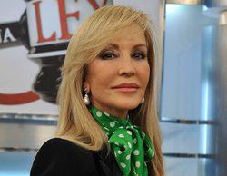 Carmen Lomana se incorpora desde este martes a 'De buena ley'