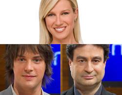 Anne Igartiburu presentará las Campanadas 2013 de TVE junto a Pepe Rodríguez y Jordi Cruz ('MasterChef')