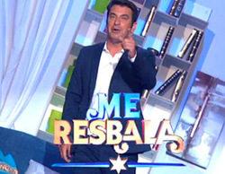 """Arturo Valls ('Me resbala'): """"Creemos que el humor es una buena apuesta para los viernes"""""""