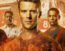 'Chicago Fire' mejora en NBC y supera a 'Person of Interest'