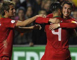El partido de clasificación para el Mundial Suecia-Portugal anota un magnífico 6,4% en Teledeporte