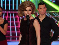 Edurne será Carmen Sevilla en el próximo programa de 'Tu cara me suena'