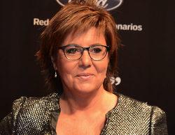 """Maria Escario: """"Qué pena haber recogido un Ondas y que esa imagen no se haya visto en el 'Telediario' de TVE"""""""