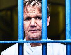 Energy reestrena este lunes el programa de cocina 'Gordon Ramsay entre rejas'