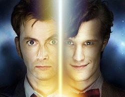 'Doctor Who' consigue su mejor audiencia en tres años con su especial 50 aniversario