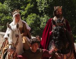 'Isabel' visita la Alhambra de Granada en el final de su segunda temporada
