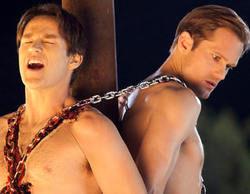 Stephen Moyer pide una escena de sexo entre Bill y Eric en la última temporada de 'True Blood'