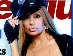 Sonia Monroy se desnuda en Interviú y se compara con Angelina Jolie