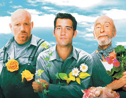 """""""Flower Power, como una regadera"""" firma un estupendo 3,2% en el prime time de Paramount Channel"""