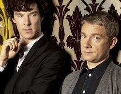 BBC One lanzará un especial previo a la tercera temporada de 'Sherlock' el 25 de diciembre