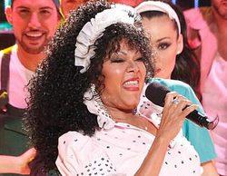 Ángela Carrasco se pondrá en la piel de Jennifer López en la próxima gala de 'Tu cara me suena'