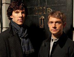 BBC One revela nuevas imágenes de 'Sherlock' mientras desvela nuevos detalles de la tercera temporada