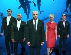 'Shark Tank' anota su mejor dato de la temporada, un 2 en demográficos y 7,46 millones de espectadores
