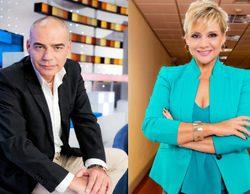 Nacho Abad y Gloria Serra presentan este martes el especial 'Niños robados: cara a cara con el doctor Vela' en Antena 3