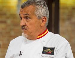 Paco Torreblanca se pasa a 'Top Chef' por un día para juzgar en su semifinal