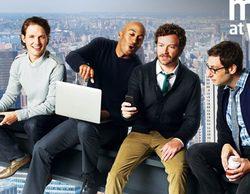 Paramount Comedy estrena 'Men at Work' el próximo 16 de diciembre