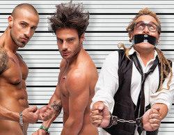 14 rostros televisivos se desnudan en Primera Línea para celebrar la llegada de 2014