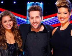 'The Voice' se lleva la noche con más de 12 millones de espectadores