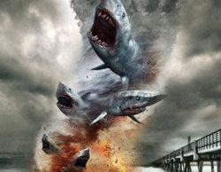 'Sharknado', la película más tuiteada de la historia, será la apuesta de laSexta para esta Nochebuena