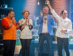 Begoña Rodrigo, ganadora de la primera edición de 'Top Chef'
