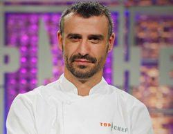 """Antonio Canales ('Top Chef'): """"Tuve un neumotórax. Choqué de frente con un tractor y me aplastó la moto"""""""