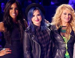 'The X Factor' cae en su final casi a la mitad respecto al anterior desenlace