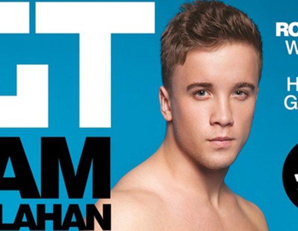 813767d1 Sam Callahan celebra el final de 'The X Factor' posando desnudo para una  revista gay