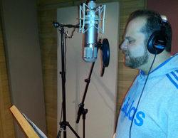 David Barrul, el ganador de 'La Voz', comienza la grabación de su primer disco