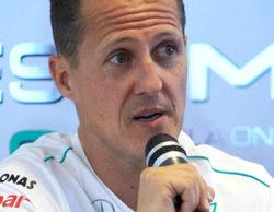 Antonio Lobato se muestra conmocionado por el accidente de Michael Schumacher esquiando