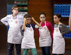Esther, Mario, Ana Luna y Juan se convierten en los finalistas de 'MasterChef Junior'