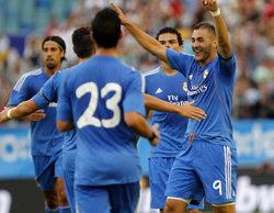 El París Saint Germain-Real Madrid registra un estupendo 14% en la sobremesa de Cuatro