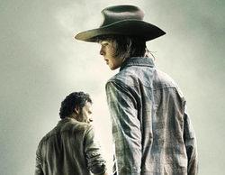 Primer póster promocional de la segunda parte de la cuarta temporada de 'The Walking Dead'