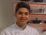 Fabían León, tercer finalista de 'MasterChef', se convierte en juez en la final de 'MasterChef Junior'