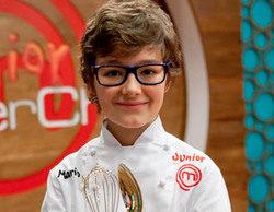 Mario, ganador de la primera edición de 'MasterChef Junior'