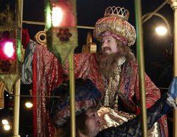 El seguimiento de la Cabalgata de los Reyes Magos baja ligeramente con respecto a 2013