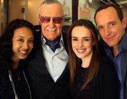 Stan Lee aparecerá en un episodio de 'Marvel's Agents of S.H.I.EL.D.'
