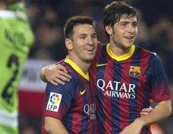 La victoria del Barça ante el Getafe en la Copa del Rey suma 3,7 millones en Antena 3