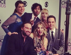 'The Big Bang Theory' y 'The Good Wife', principales vencedores de unos repartidos People's Choice Awards 2014