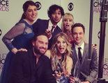 'The Big Bang Theory' y 'The Good Wife', principales vencedores de unos repartidos People's Choice Awards 2014