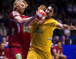 El partido de balonmano Noruega - España firma un estupendo 3,2% en Teledeporte