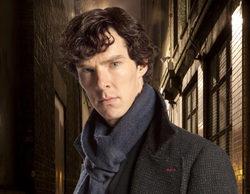 Benedict Cumberbatch reconoce que dudó mucho a la hora de aceptar el papel de Holmes en 'Sherlock'